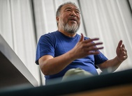 Chinese dissident Ai Weiwei named artist of the year by GQ