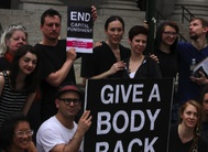 Give a Body Back campaign