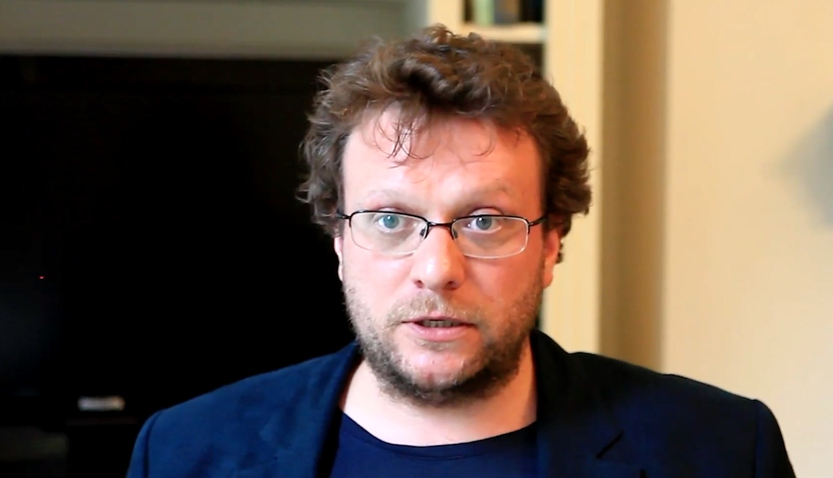 Monologue for Two: Peter Pomerantsev